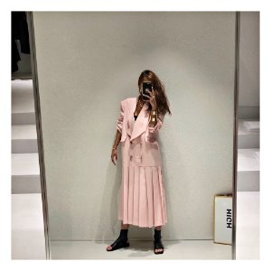 pink oversize OPS